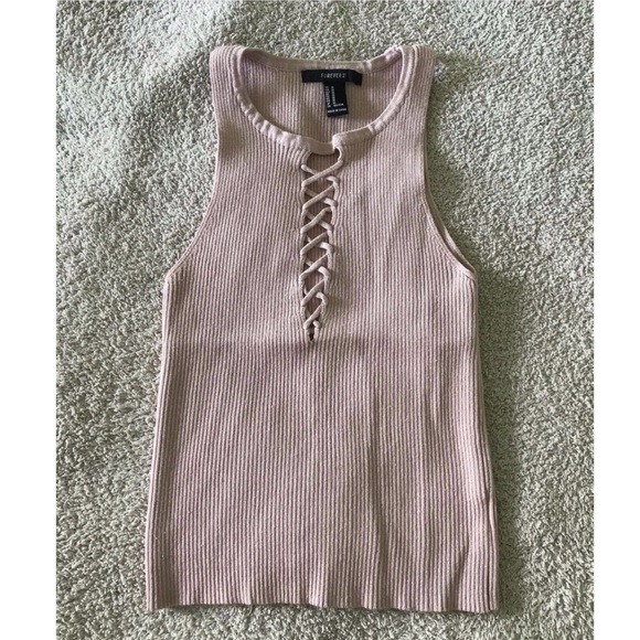 *Almost new* Forever 21 no-sleeve knit